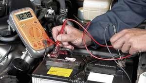 Проверка возраста автомобильных аккумуляторов
