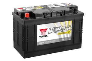 Пусковой и тяговый аккумулятор для лодочного электромотора