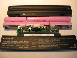Распиновка аккумулятора ноутбука