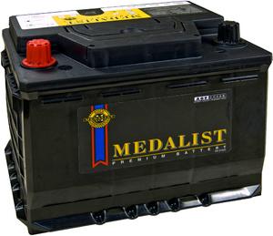 аккумуляторы для автомобиля медалист