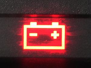 Индикатор ан аккумуляторе