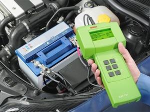 Пусковой ток аккумулятора автомобиля