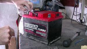 как восстановить автомобильный аккумулятор