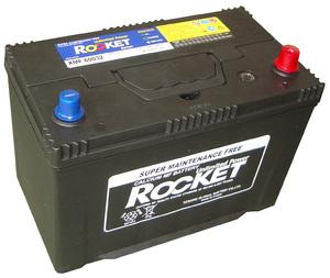 Эксплуатация АКБ Rocket