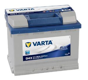 Аккумуляторы Varta
