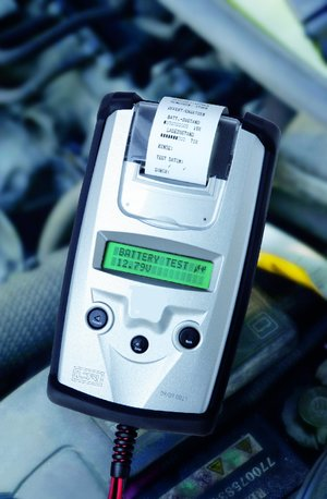 universalnye pribory - Тестер для проверки аккумуляторов
