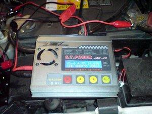 Определение емкости аккумуляторной батареи