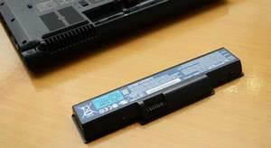 Способ восстановление батареи ноутбука