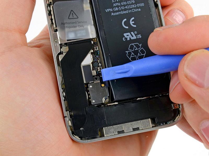 как поменять батарею на iphone 5s