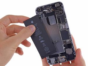 как поменять батарею в айфоне