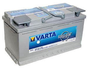 Маркировка и дата выпуска аккумулятора Varta