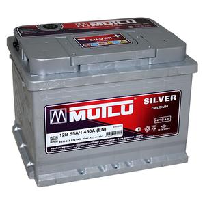 Calcium silver аккумулятор