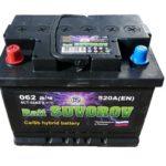 Аккумуляторная батарея Battsuvorov и её характеристики
