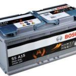Как сделать подбор аккумулятора bosch по марке автомобиля