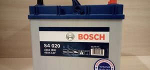 Необслуживаемый аккумулятор Bosch Silver