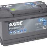 Автомобильный аккумулятор Exide Premium: плюсы и минусы батареи