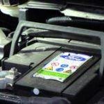 Какой тип аккумулятора стоит на Форд Фокус 2