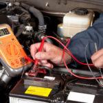 Определение нормальной плотности электролита в аккумуляторе