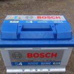 Характеристики и особенности аккумулятора Бош S4 004