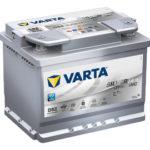 Характеристики автомобильных аккумуляторов Варта (Varta)