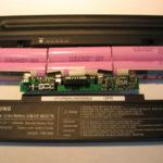 Распиновка аккумулятора и схема контроллера батареи ноутбука