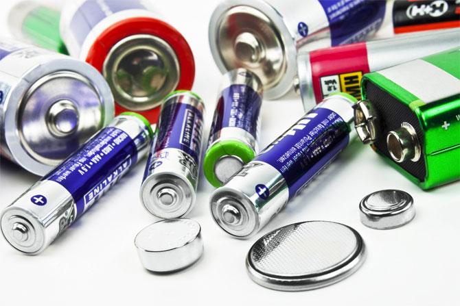 уход за батарейками
