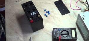 Восстановление гелевого аккумулятора в домашних условиях