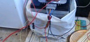 Очистка аккумулятора десульфататором по схеме 555
